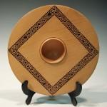 Ambrose O'Halloran. Beech square pattern texture