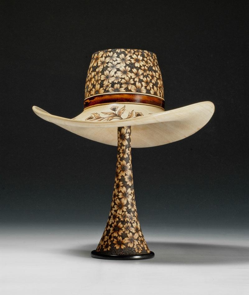 Cynthia Gibson Hat