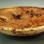 David Appleby. Maple bowl