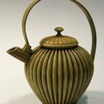 Jean-Claude Charpignon Yellow teapot