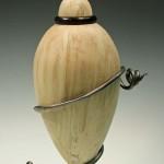 John Dolder. Urn series. Trowbridge exhibition