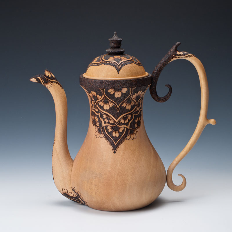 Michael Gibson Teapot