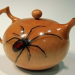 Mike Gibson. Spider teapot