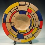 Paul Hannaby. Mondriale. Trowbridge exhibition