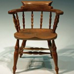 Peter Kemp. 1/4 size smokers chair