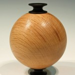 Ryan Barker. Oak hollow form